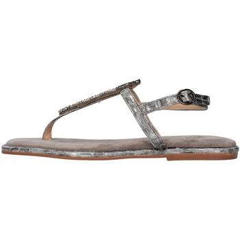 Cipők Női Szandálok / Saruk Alma Blue V21BL9017 GREY