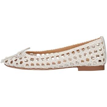 Cipők Női Balerina cipők  Alma Blue V21BL8102 WHITE