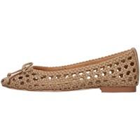 Cipők Női Balerina cipők  Alma Blue V21BL8102 BEIGE