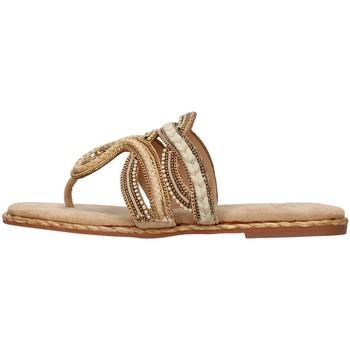 Cipők Női Lábujjközös papucsok Alma Blue V21BL9005 BEIGE