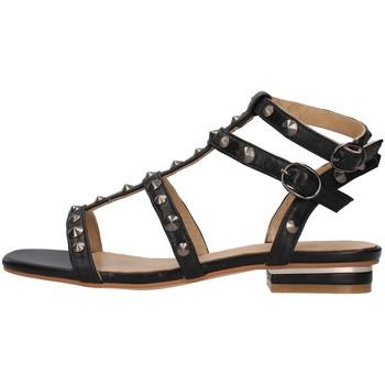 Cipők Női Szandálok / Saruk Alma En Pena V21313 BLACK