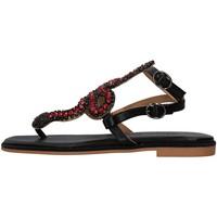 Cipők Női Szandálok / Saruk Alma En Pena V21415 BLACK