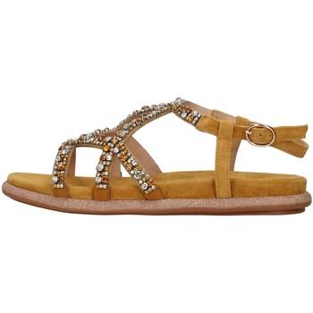 Cipők Női Szandálok / Saruk Alma En Pena V21384 BROWN