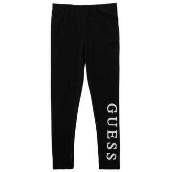 Ruhák Lány Legging-ek Guess DRASSI Fekete