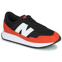 Cipők Férfi Rövid szárú edzőcipők New Balance 237 Fekete  / Narancssárga