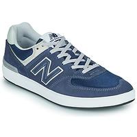 Cipők Férfi Rövid szárú edzőcipők New Balance AM574 Kék
