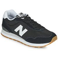 Cipők Férfi Rövid szárú edzőcipők New Balance 515 Fekete  / Fehér