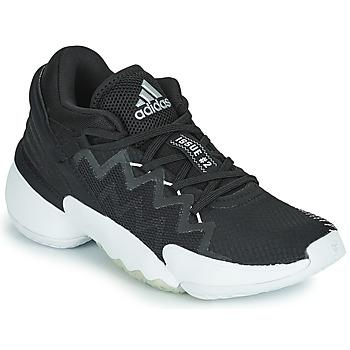 Cipők Kosárlabda adidas Performance D.O.N. ISSUE 2 Fekete  / Blan