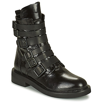 Cipők Női Csizmák Mimmu MINO Fekete