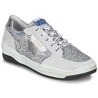 Cipők Női Rövid szárú edzőcipők Semerdjian CHLO Ezüst / Bézs