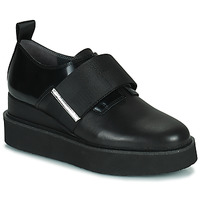 Cipők Női Oxford cipők United nude JUKO RUN Fekete