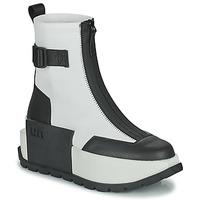 Cipők Női Bokacsizmák United nude ROKO BOOTIE Fekete  / Fehér