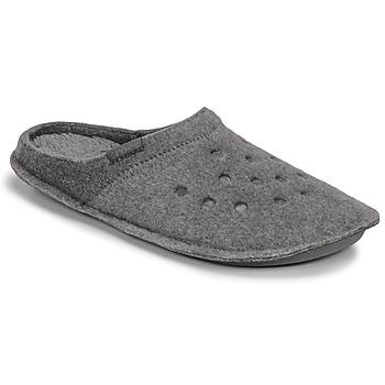 Cipők Mamuszok Crocs CLASSIC SLIPPER Szürke
