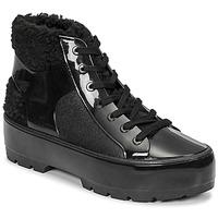Cipők Női Csizmák Melissa MELISSA FLUFFY SNEAKER AD Fekete
