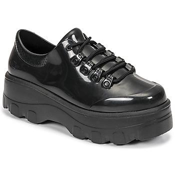 Cipők Női Oxford cipők Melissa MELISSA KICK-OFF AD Fekete  / Fekete