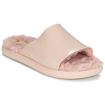 Cipők Női strandpapucsok Melissa MELISSA FLUFFY SIDE AD Rózsaszín
