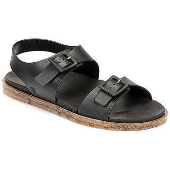 Cipők Női Szandálok / Saruk Melissa MELISSA WIDE SANDAL AD Fekete
