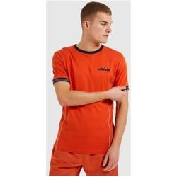 Ruhák Férfi Rövid ujjú pólók Ellesse CAMISETA HOMBRE  SHI11287 Narancssárga