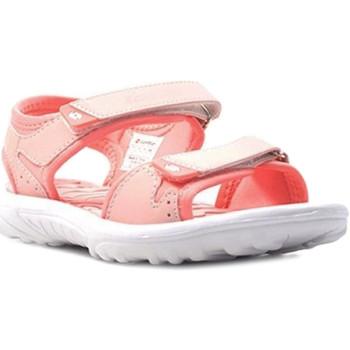 Cipők Gyerek Szandálok / Saruk Lotto L55098 Rózsaszín