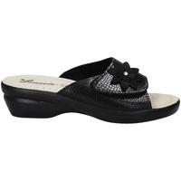 Cipők Női Papucsok Susimoda 1699 Fekete