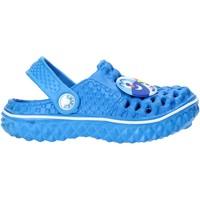 Cipők Gyerek Gyékény talpú cipők Chicco 01061751000000 Kék