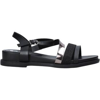 Cipők Női Szandálok / Saruk Onyx S20-SOX715 Fekete
