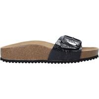Cipők Női Szandálok / Saruk Valleverde G51574 Fekete