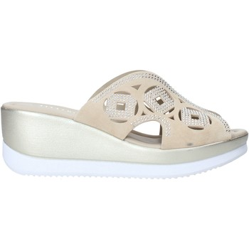 Cipők Női Szandálok / Saruk Valleverde 32150 Bézs