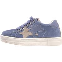 Cipők Gyerek Rövid szárú edzőcipők Naturino 2013589 01 Kék
