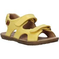 Cipők Gyerek Szandálok / Saruk Naturino 502708 01 Sárga