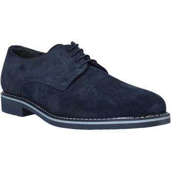 Cipők Férfi Oxford cipők Melluso XU15735 Kék