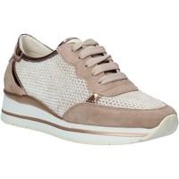 Cipők Női Rövid szárú edzőcipők Melluso HR20033 Rózsaszín
