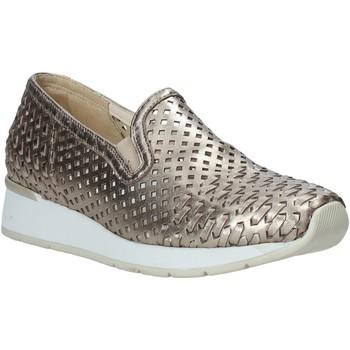Cipők Női Belebújós cipők Melluso HR20006 Arany