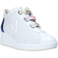 Cipők Női Rövid szárú edzőcipők Melluso HR20220 Fehér