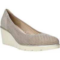 Cipők Női Mokkaszínek Melluso HR2510 Bézs