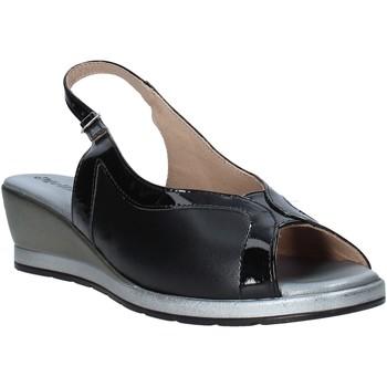 Cipők Női Szandálok / Saruk Melluso 037110X Fekete