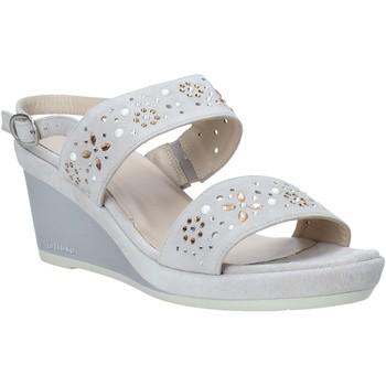 Cipők Női Szandálok / Saruk Melluso HR70512 Szürke