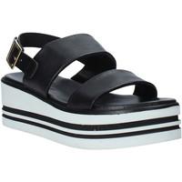 Cipők Női Szandálok / Saruk Melluso .09604X Fekete