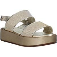 Cipők Női Szandálok / Saruk Melluso .09620X Arany