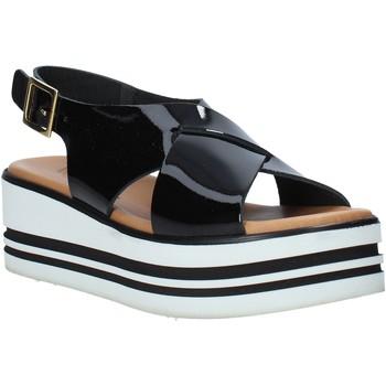 Cipők Női Szandálok / Saruk Melluso 09603X Fekete