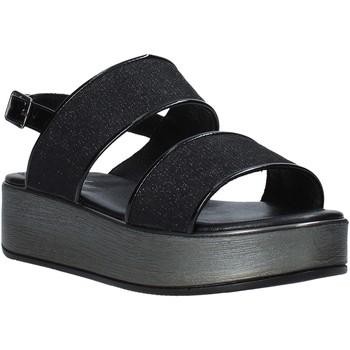 Cipők Női Szandálok / Saruk Melluso 09620X Fekete