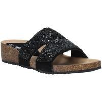 Cipők Női Papucsok Melluso 03463X Fekete