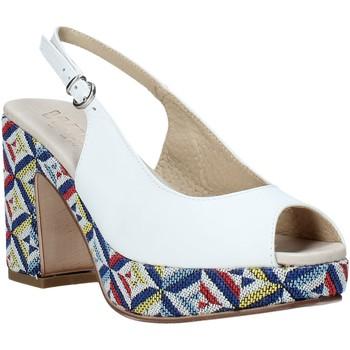 Cipők Női Szandálok / Saruk Melluso .037081 Fehér