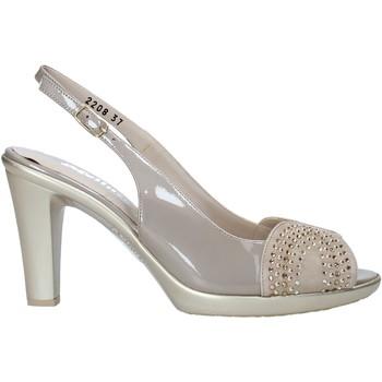 Cipők Női Szandálok / Saruk Melluso HR50117 Szürke