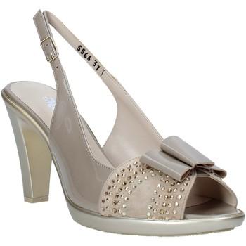 Cipők Női Szandálok / Saruk Melluso HR50124 Szürke
