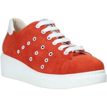 Cipők Női Rövid szárú edzőcipők Melluso HR20715 Piros