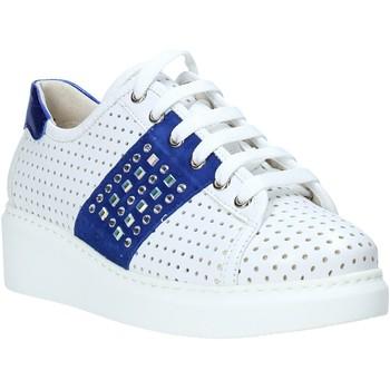 Cipők Női Rövid szárú edzőcipők Melluso HR20704 Fehér