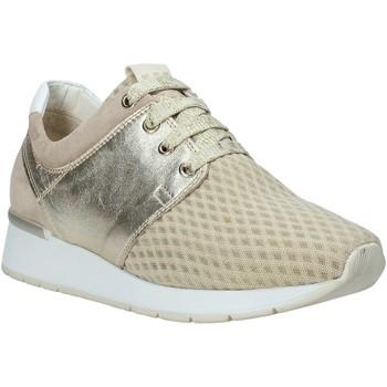 Cipők Női Rövid szárú edzőcipők Melluso HR20012 Arany