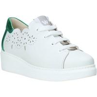 Cipők Női Rövid szárú edzőcipők Melluso HR20713 Fehér