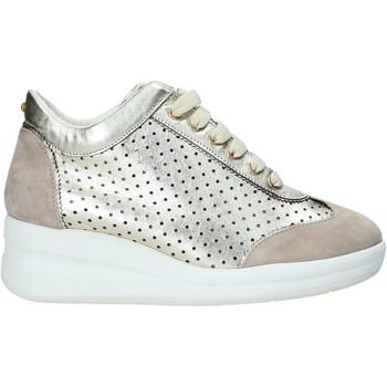 Cipők Női Rövid szárú edzőcipők Melluso HR20221 Arany